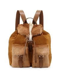 prada resort 2016 bag collection featuring perforated handbags