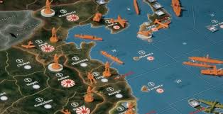 Axis And Allies Pacific Can Japan Build A Major Industrial Complex On Chinese Territory