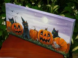 Pumpkin Patch Katy Tx by Paintings Of Pumpkins On Canvas Seldom Paint On Canvas As I