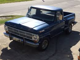 100 1969 Ford Truck For Sale F100 Antique Car Waycross GA 31503