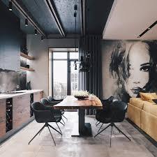 100 Apartment Design Magazine House In 2019 Loft Interior Design