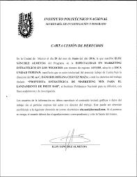 Carta Poder Cesion De Derechos