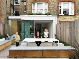 Contemporary Garden Furniture In The Evening Standard Homes And Interiordecoratingcolors Intended For Modern Terrace