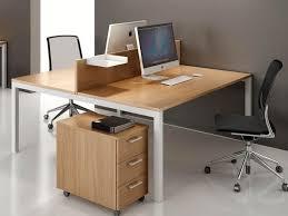 bureau 2 personnes bureau informatique en bois tous les fournisseurs de bureau