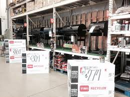 Home Depot Ups the Thrill of the Grill