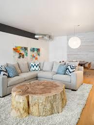 50 couchtische aus baumstamm gestaltet wohnzimmertisch