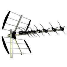 vente antene tv extérieure 31e uhf vhf mytek