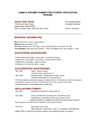 Simple Student Resume Format For Examplesge Students ... Simple Sample Resume Hudsonhsme Resume Format Samples And Templates For All Types Of 011 Basic Template Word Ideas Best Of Free Quick Easy 70 Pdf Doc Psd Premium Stella Morgan Design Co Valid New Wor Phlebotomist Sample Monstercom Mba Interview Stock Management Retail Sales Associate Writing Tips Examples Objective A Example 45