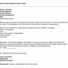 Cover Letter No Addressee Cover Letter Sample