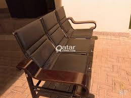 WAITING ROOM BENCH/office Bench(leather) For Sale | Qatar Living Waiting Area Chairs For Sale Hospital Room Office Fniture Ideas Used Office Fniture For Sale Newrockwallcom Medical Chair Best Of Sofa Used Office Waiting Room Fniture In Heathrow Ldon Gumtree Buy Dzvex_ Ergonomic Pu Leather High Back Black And Chairs E1 Hamlets Free Shpock Global Drift Midback Lounge With Wood Swivel Base Kenmark Equipment Specials Cape Cod Authorized Beautiful Coastal Decor Overstockcom Waiting Room Chair Baileysblog