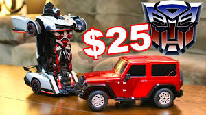 Transformers RC Cars & Trucks - Only $25 AWESOME - TheRcSaylors ...