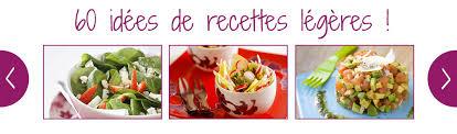 recetes de cuisine recette minceur recettes minceur pour cuisiner léger recette