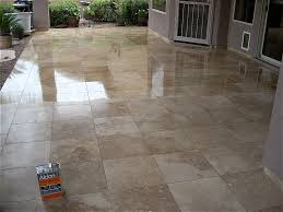 what are travertine sealers and how to protect travertine using