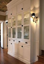 Small Dining Room Cabinets Ideas Tall Corner For Within Cabinet