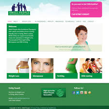 4Well People HealthHosts Web Design For Therapists