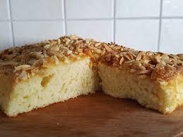 buttermilch zucker mandel butterkuchen
