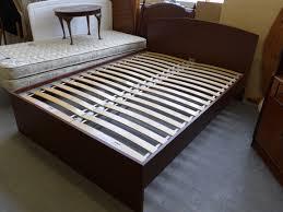 bed frame ikea sultan lien 65 sold items