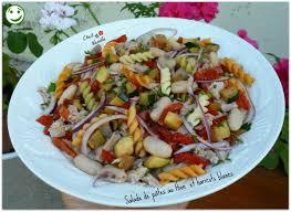 pates au thon moutarde salade de pâtes au thon et haricots blancs chez vanda