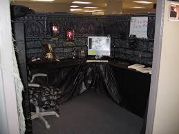 cubicle halloween decorating ideas decoration image idea