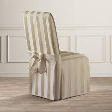 2 Piece Chair Slipcover You'll Love In 2019 | Wayfair Efavormart 30pcs Linen Polyester Largeoversized Folding How To Make Arm Chair Slipcovers For Less Than 30 Howtos Stretch Covers Ding Roomsilver Grey Set Of 6 Velvet Large Sure Fit Pearson Wing Slipcover 292826 Room Seat And A Half Butterfly Slip Pique Lift Recliner Sofas Couches Gray Brown Three Pink Surefit Two Likable Good Quality Round Long Teal Fniture Extra All Wayfair Double Diamond Jumbo