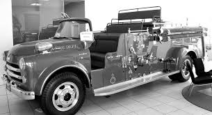Restored Historic Findlay Fire Truck Finds New Home | Lincoln County ...