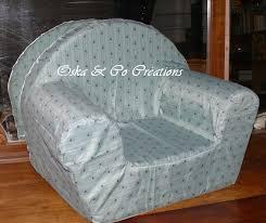 diy une housse pour fauteuil club en mousse pour enfant je publie