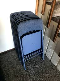 Folding Chairs ~ Folding Chairs With Cushion Portable ...