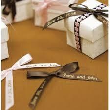 ruban pour noeud de chaise ruban et tulle décorations de mariage