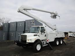 100 Rent A Bucket Truck 2007 LTEC 755L MOUNTED ON 2007 FREIGHTLINER BUSINESS CLSS M2 106