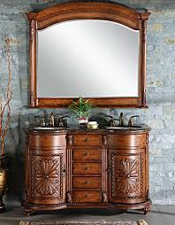 antique bathroom vanity sets old world style with a modern