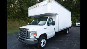 100 Cube Trucks For Sale 2012 D E450 16 Foot Box Truck With Lift Gate YouTube