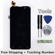 New For zopo C2 C3 ZP980 zp980 Touch Screen Digitizer LCD Display for