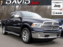 100 Dodge Trucks 2013 PreOwned Ram 1500 Laramie Crew Cab Pickup In Glen Mills