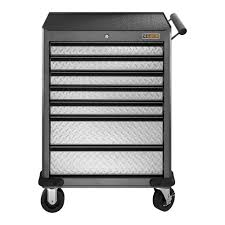 Waterloo 7 Drawer Tool Cabinet by Bottom Tool Chests Tool Chests The Home Depot