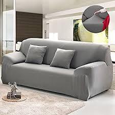 Sand Studio Day Sofa Slipcover by Amazon Com Chunyi Jacquard Sofa Covers 1 Piece Polyester Spandex