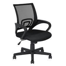 fauteuil de bureau noir everly fauteuil de bureau noir