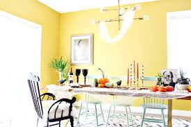 Tj Maxx Halloween Decor 2017 by Halloween Entertaining My Decked Out Dining Room Space Habit