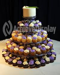 Round Table Display 4 Tier