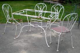 Salterini Iron Patio Furniture by Salterini Iron Patio Furniture 28 Images Midcentury Iron Patio