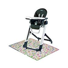 Peg Perego High Chair Siesta Cover by Amazon Com Peg Perego Siesta High Chair With Splat Matt