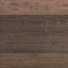 Tigerwood Hardwood Flooring Home Depot by Glue Strand Woven Bamboo Flooring Wood Flooring The Home Depot