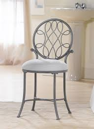 Bathroom White Wrought Iron Vanity Chair With Curved High Back ... Bathroom Fniture Find Great Deals Shopping At Overstock Pin By Danielle Shay On Decorating Ideas In 2019 Cottage Style 6 Tips For Mixing Wood Tones A Room Queensley Upholstered Antique Ivory Vanity Chair Modern And Home Decor Cb2 Sweetest Vintage Black Metal Planter Eclectic Modern Farmhouse With Unexpected Pops Of Color New York Mirrors Mcgee Co Parisi Bathware Doorware This Will Melt Your Heart Decor Amazoncom Rustic Bath Rug Set Tea Time Theme Chairs Plum Bathrooms Made Relaxing