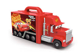 Smoby 360167 Cars Mack Truck – Red By Smoby - Shop Online For Toys ...