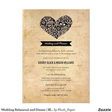 Wedding Rehearsal And Dinner