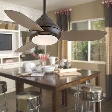 Hugger Kitchen Ceiling Fans With Lights