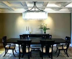 Rectangle Dining Room Chandeliers Full Size Of Rustic Design In Rectangular Chandelier