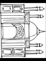 Ramadan Coloring Pages To Download And Print For Free Kids