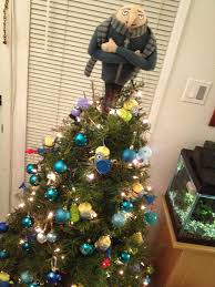 Disney Tinkerbell Light Up Christmas Tree Topper by Minion Christmas Tree This Shall Be Happening At Harkins This