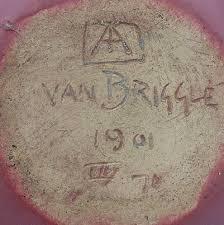 artusvanbriggle com the history of van briggle marks