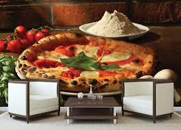 vlies küche fototapete tapete f02846 pizza restaurant
